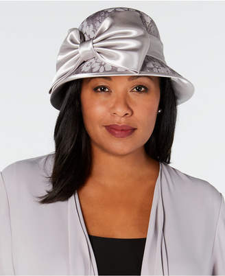 Cloche August Hats Formal Lace