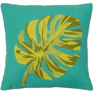 Oasis Boho Living Decorative Pillow