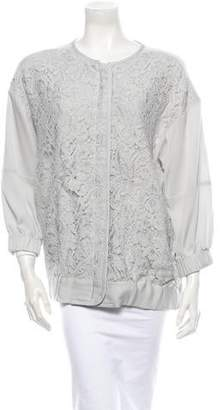 By Malene Birger Lace Jacket w/ Tags