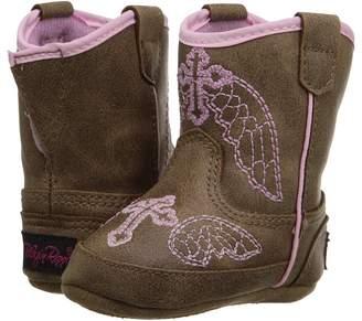 M&F Western Kids Baby Bucker Gracie Cowboy Boots