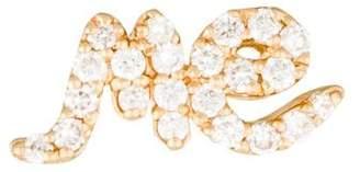 Alison Lou Me Diamond Stud Earring