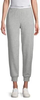 Calvin Klein Logo Waist Jogger Pants