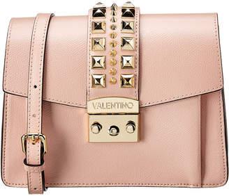 Mario Valentino Valentino By Adin Palmellato Leather Shoulder Bag