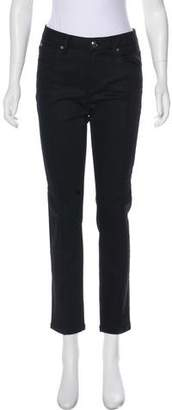 Burberry Mid-Rise Skinny Pants w/ Tags