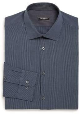 Saks Fifth Avenue Modern Regular-Fit Cotton Dress Shirt