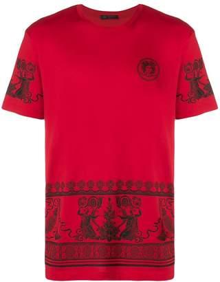 Versace printed Medusa T-shirt