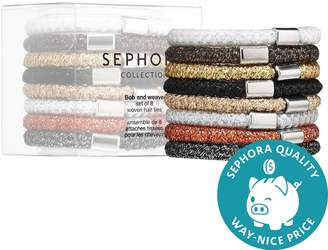 Sephora Bob and Weave Set of 8 Hair Ties