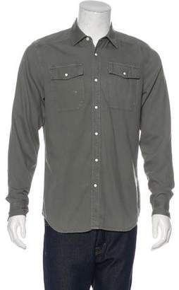G Star Landon Snap-Front Shirt