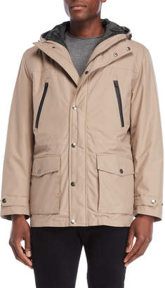 London Fog F.O.G. By 3-In-1 Hooded Jacket