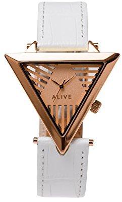 Alive Athletics (アライブ アスレチックス) - (アライブアスレティックス) ALIVE ATHLETICS A-FRAME SHELLY Aフレーム シェリー alive アライブ 腕時計 alive 時計 メンズ レディース ブランド Pink
