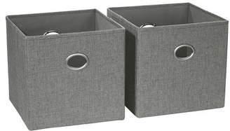 Rebrilliant Folding Storage Fabric Bin