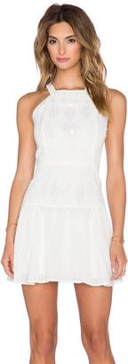 Parker Sequin Sabella Dress $440 thestylecure.com