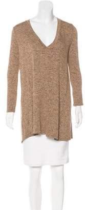 Riller & Fount Long Sleeve V-neck Sweater