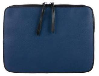NewbarK Textured Leather Portfolio