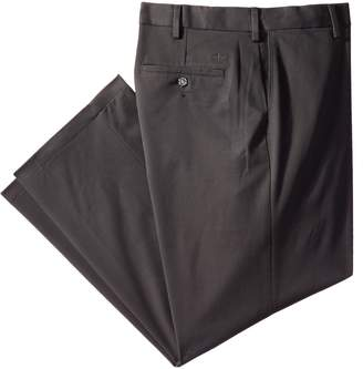 Dockers Comfort Khaki Stretch Relaxed-Fit Flat-Front Pant