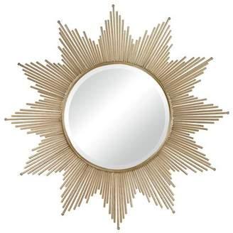 Elk Home Metal Starburst Mirror