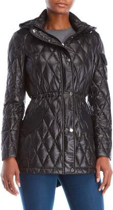 Lauren Ralph Lauren Diamond Quilted Coat