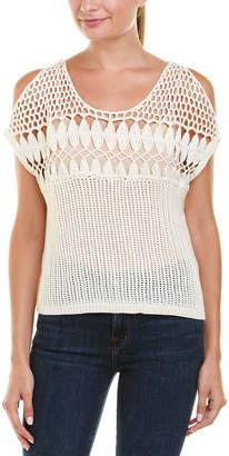Ella Moss Crochet Top
