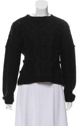 Apiece Apart Heavy Alpaca-Blend Sweater