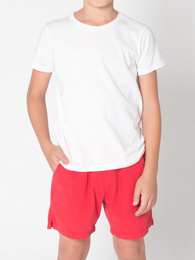 American Apparel Youth Kool Short