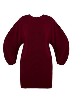 UNDRESS - Sonri Red Mini Occasion Wedding Guest Dress