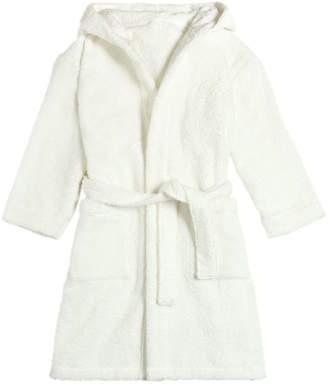 La Perla Hooded Cotton Terrycloth Bathrobe