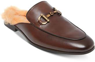 2d66c2aac47 Steve Madden Men DiFranco Leather Bit Slip-Ons Men Shoes