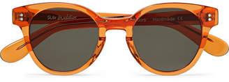 Sun Buddies Akira Round-Frame Acetate Sunglasses