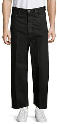 Rick Owens Dustulator Cotton Jeans