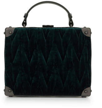 Sam Edelman Calla Hard Case Clutch