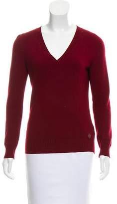 Gucci V-Neck Cashmere Sweater