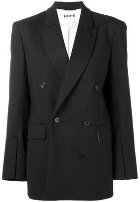 Hope fitted tailored jacket