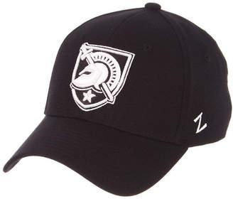 Zephyr Army Black Knights Black/White Stretch Cap
