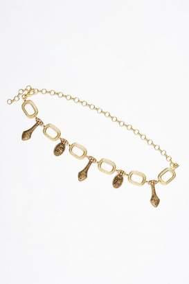 Streets Ahead Athena Gold Chain Belt