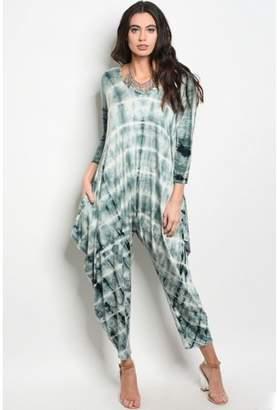 Couture Kay Tie Dye Jumpsuit