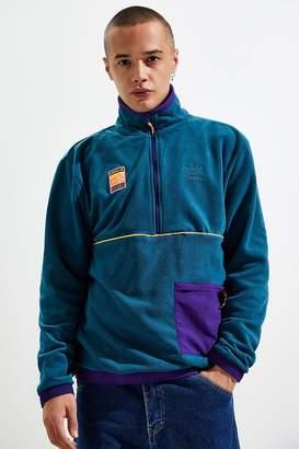 adidas Adiplore Polar Half-Zip Sweatshirt