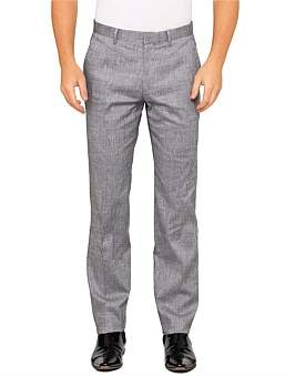Theory Mayer Slubbed Summer Trousers