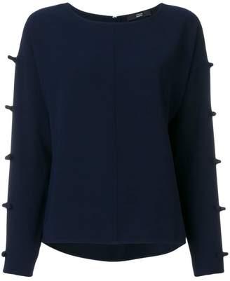 Steffen Schraut bow detail blouse