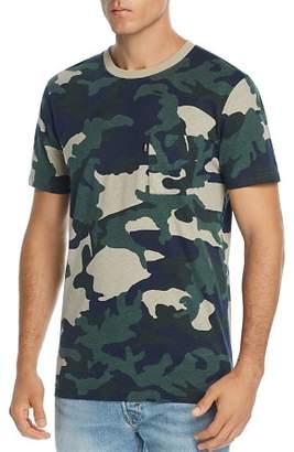 Wesc Camouflage-Print Tee