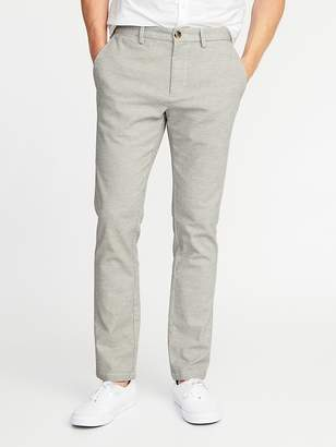 Old Navy Slim Built-In Flex Ultimate Khakis for Men