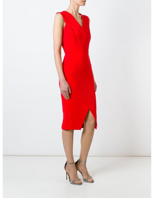 Victoria Beckham fitted dress $2,295 thestylecure.com