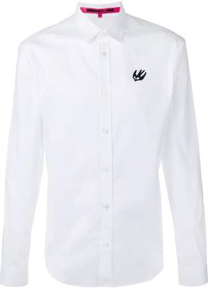 McQ Swallow Harness shirt