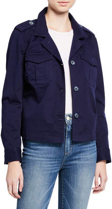 Vince Camuto Classic Cotton Chino Jacket