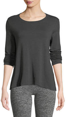 Beyond Yoga Come Together Pullover Sweater