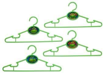 Nickelodeon Teenage Mutant Ninja Turtles Infant & Toddler Hangers, 50 Pack