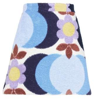 Miu Miu Exclusive to mytheresa.com – printed cotton-terry skirt