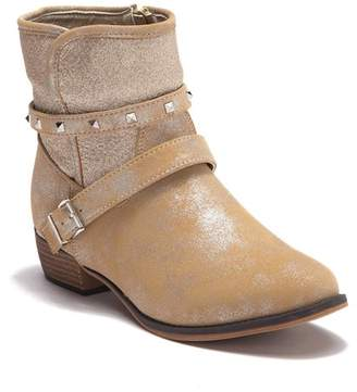 Nanette Lepore Glitter Studded Ankle Boot (Little Kid & Big Kid)