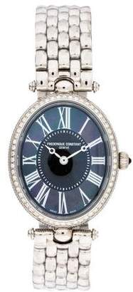 Frederique Constant Classic Art Deco Watch