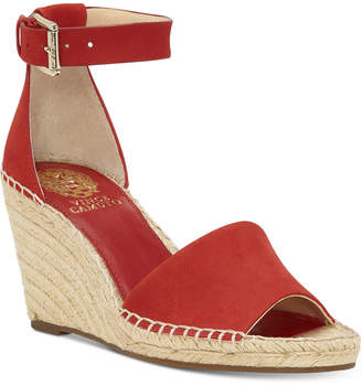 8ed6174183ff Vince Camuto Leera Espadrille Wedge Sandals Women Shoes
