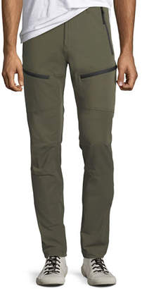 Stone Island Men's Zip-Detail Slim-Leg Pants